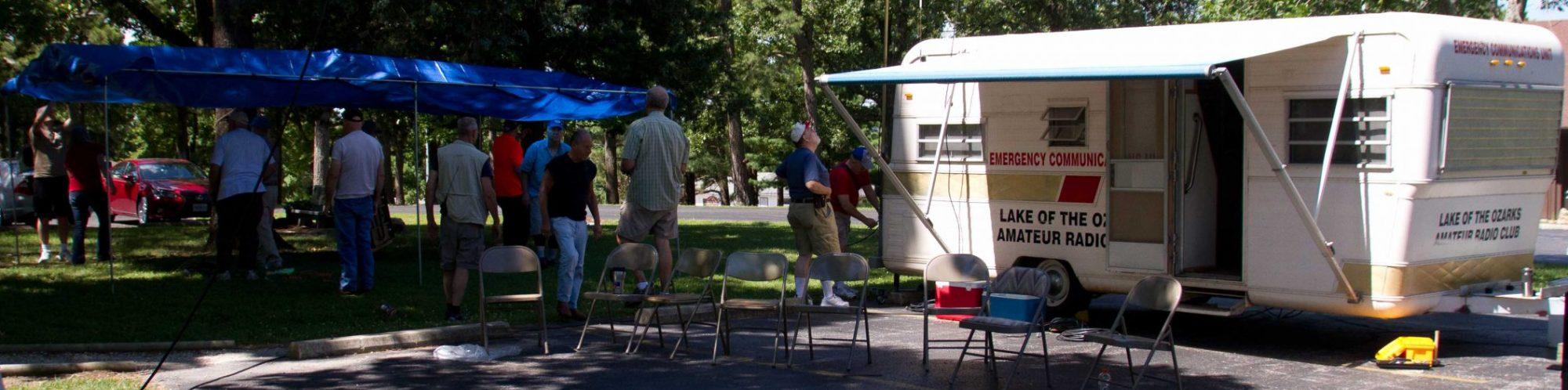 Lake of the Ozarks Amateur Radio Club (LOARC) – I